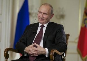 Путин вернул технолога  суверенной демократии  в Кремль - Reuters