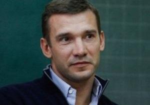 Шевченко: Желаю Динамо, чтобы быстрее эта ситуация закончилась