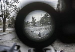 Война в Сирии: В Сирии убит лидер радикальных исламистов