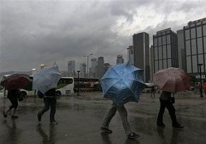 Тайфун Усаги: На Китай обрушился мощный тайфун Усаги, есть погибшие