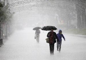 Новости Киева - погода в Киеве: Киев побил 90-летний рекорд по количеству осадков