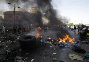 Теракт у христианского храма в Пакистане: погибли более 50 человек
