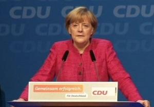 В Германии проходят всеобщие выборы