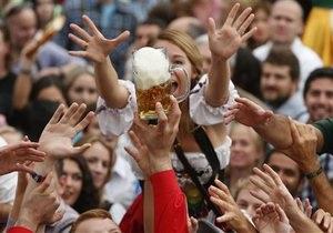 Новости Германии - Октоберфест: В Берлине начался Октоберфест