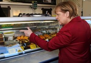 Сегодня в Германии пройдут выборы в бундестаг