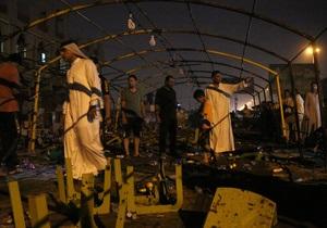 Взрыв на похоронах в Ираке унес жизни более 60 человек