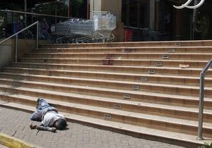 Нападение исламистов на торговый центр: Убиты 39 человек, в том числе родственники президента Кении