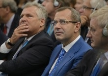 саммит YES - Клюев - Клюев: До октября Украина получит заключение Венецианской комиссии относительно важных законопроектов