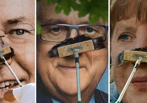 Выборы в Германии - Социологи не смогли предсказать победителя выборов в бундестаг
