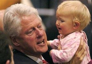 После YES Билл Клинтон обнародует рассекреченые данные ЦРУ о войне в Боснии