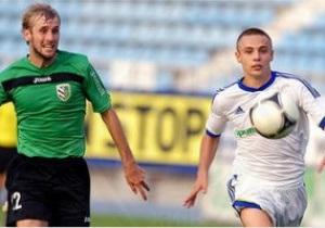 Гол Алиева не спас Динамо-2 от поражения