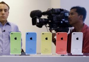 В мире возник дефицит новых iPhone 5S