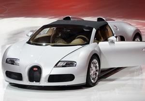 Bugatti разрабатывает новый суперкар на замену Veyron