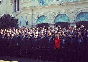 Украина ЕС - Соглашение об ассоциации - саммит YES - Влиятельные европолитики обнародовали заявление по итогам встречи с Януковичем