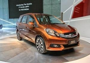 Honda выпустит бюджетный семиместный компактвэн