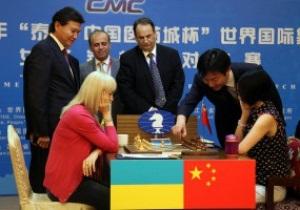 Китаянка отобрала у украинки мировую шахматную корону