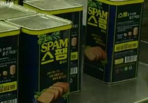 Spam: главный деликатес Южной Кореи - видео