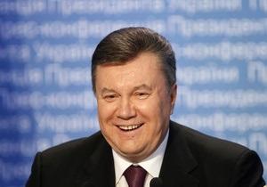 Янукович оценил инвестиционные аппетиты Украины в полтриллиона долларов