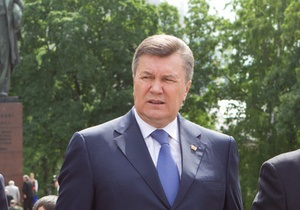 Неудобные вопросы о Тимошенко не остановили Януковича в  газовых  рассказах о $20 млрд убытков