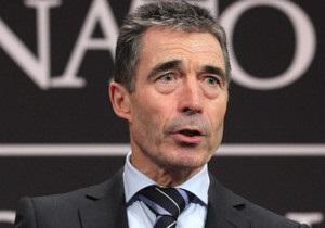 Война в Сирии - НАТО не будет принимать участия в уничтожении сирийского химоружия