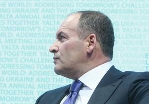 Пинчук сравнил картину Херста с  рождением Украины