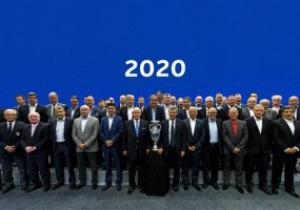 На Евро-2020 претендуют Украина, Россия и еще 30 стран