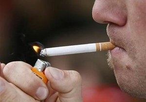 Запрет курения - Во всех тюрьмах Англии и Уэльса запретят курить