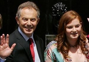 Дочь Тони Блэра напугали грабители