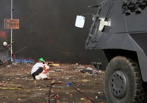 Египет: столкновения армии с боевиками вблизи Каира