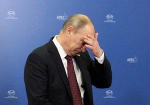 Путин очертил стоящему за шаг до эпохальной сделки с ЕС Киеву радужные перспективы ТС