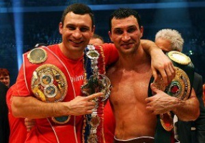 Виталий Кличко: Поветкин не подозревает, что будет боксировать против двух братьев
