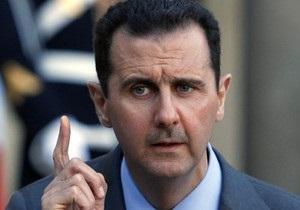 США собираются судить Асада