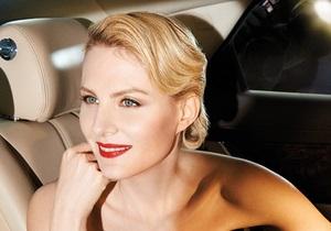 Рената Литвинова снялась в рекламе швейцарских часов