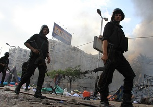 Египетский генерал погиб при проведении контртеррористической операции в Каире