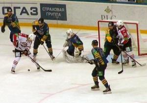 КХЛ: Донбасс уступил под Москвой