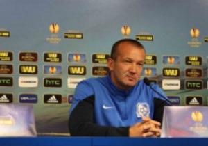 Тренер Черноморца нервничает от вопросов про премиальные