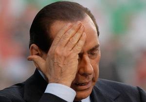 Желающий баллотироваться в Европарламент от Эстонии Берлускони может получить отказ