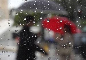 В Украину возвращаются дожди. В Карпатах ожидается мокрый снег