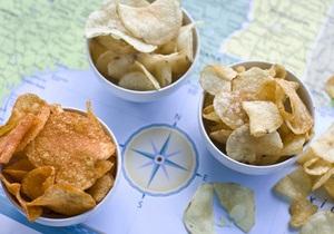 Картофельные чипсы ухудшают умственные способности детей