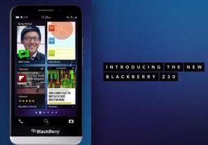 Ягодный конкурент. В попытке отбить доли рынка Blackberry выпустила антагониста iPhone - z10 - блэкберри