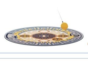 Новости науки - Google: Google отмечает день рождения знаменитого физика Леона Фуко