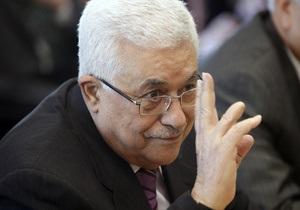 Махмуд Аббас уговорил Израиль и Египет ослабить блокаду сектора Газа