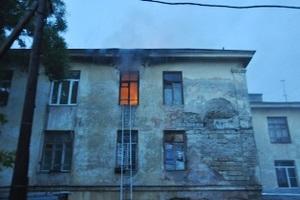 В Севастополе в общежитии произошел пожар: двое погибших