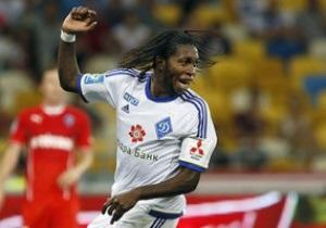 Мбокани: Динамо вполне соответствует уровню Лиги чемпионов