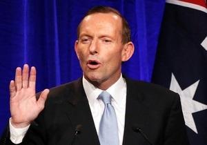 Австралия - В Австралии принял присягу новый премьер-министр
