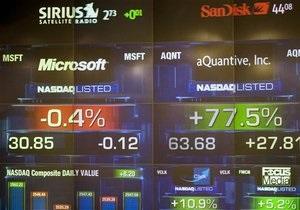 Индекс NASDAQ вырос до максимума 13 лет из-за компании Билла Гейтса