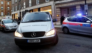 В результате утечки газа в торговом центре Британии пострадали более 60 человек