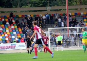 Фанаты Нивы протестуют против договорных матчей своей команды