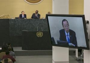 В Нью-Йорке состоялось открытие 68-й сессии Генассаблеи ООН