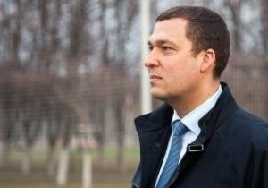 Пивоваров: Горды тем, что сегодня историю украинского футбола творит Металлист